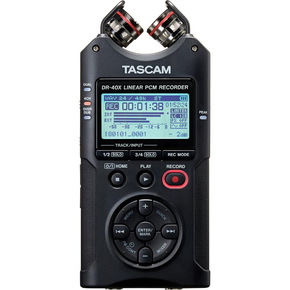 TASCAM/DR-40X