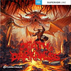 TOONTRACK/SDX - DEATH & DARKNESS【オンライン納品】【在庫あり】