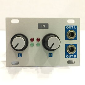 Intellijel/Stereo Line In 1U【在庫あり】
