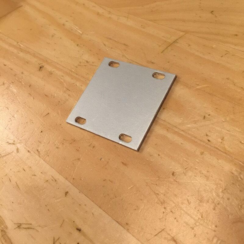 Intellijel/Blank Panel 1U x8HP【在庫あり】