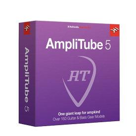 IK Multimedia/AmpliTube 5 ダウンロード版【オンライン納品】