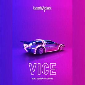 UJAM/BEATMAKER - VICE【オンライン納品】【在庫あり】