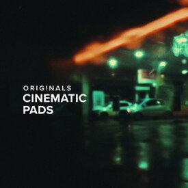 SPITFIRE AUDIO/ORIGINALS CINEMATIC PADS【オンライン納品】