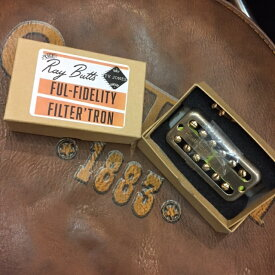 TV JONES/The Ray Butts Ful-Fidelity Filter Tron 1959 PAF (Gold Aged) Set【グレッチ】【フィルタートロン】【セット】【在庫あり】【新品特価】