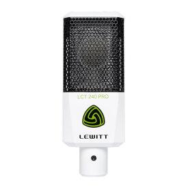 Lewitt/LCT240Pro ValuePack White