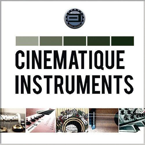 Best Service/CINEMATIQUE INSTRUMENTS【ダウンロード版】【オンライン納品】【在庫あり】