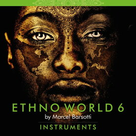 BEST SERVICE/ETHNO WORLD 6 INSTRUMENTS【ダウンロード版】【オンライン納品】