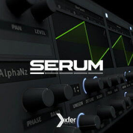 XFER RECORDS/SERUM【オンライン納品】【在庫あり】