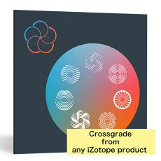 iZotope/MusicProductionSuite2.1:CrossgradefromanyiZotopeproduct(includingElements)【期間限定特価キャンペーン】【オンライン納品】