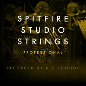 SPITFIRE AUDIO/SPITFIRE STUDIO STRINGS PROFESSIONAL【オンライン納品】