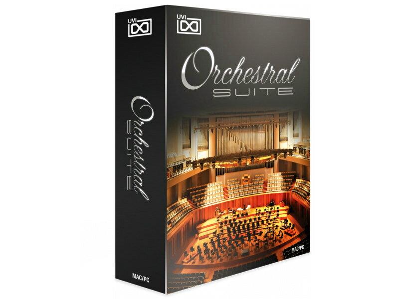 UVI/Orchestral Suite【オンライン納品】