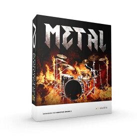 xln audio/Addictive Drums 2 Metal ADpak【オンライン納品】