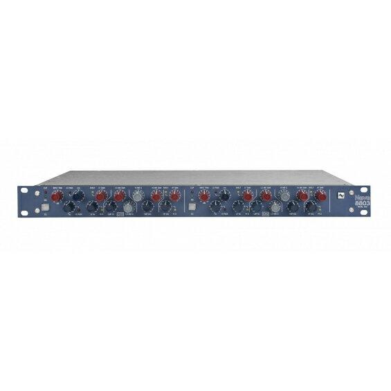AMS NEVE/8803 Dual EQ & Filter