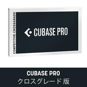Steinberg/Cubase Pro クロスグレード版【Cubase Pro 11/CPCG】【〜8/1 期間限定特価キャンペーン】【在庫あり】