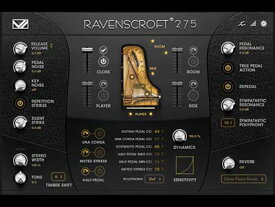 VI Labs/Ravenscroft 275【数量限定特価キャンペーン】【オンライン納品】【FOMIS】【在庫あり】