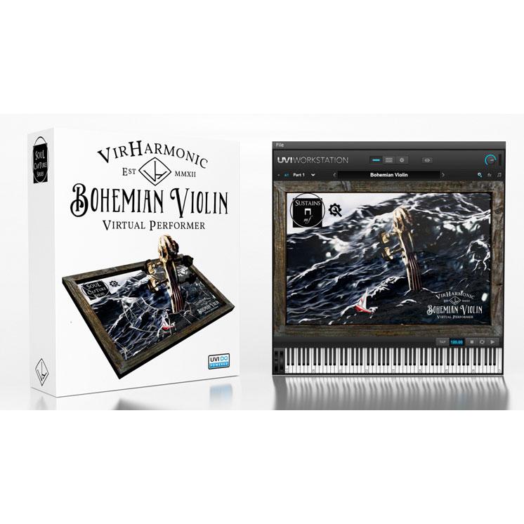 Virharmonic/Bohemian Violin【オンライン納品】【FOMIS】