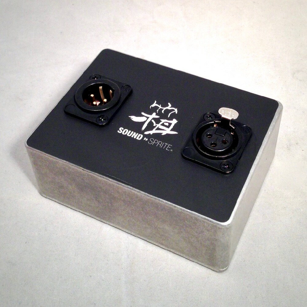 Sound Sprite/「箱 XLR」 HAKO-XLR【受注生産】