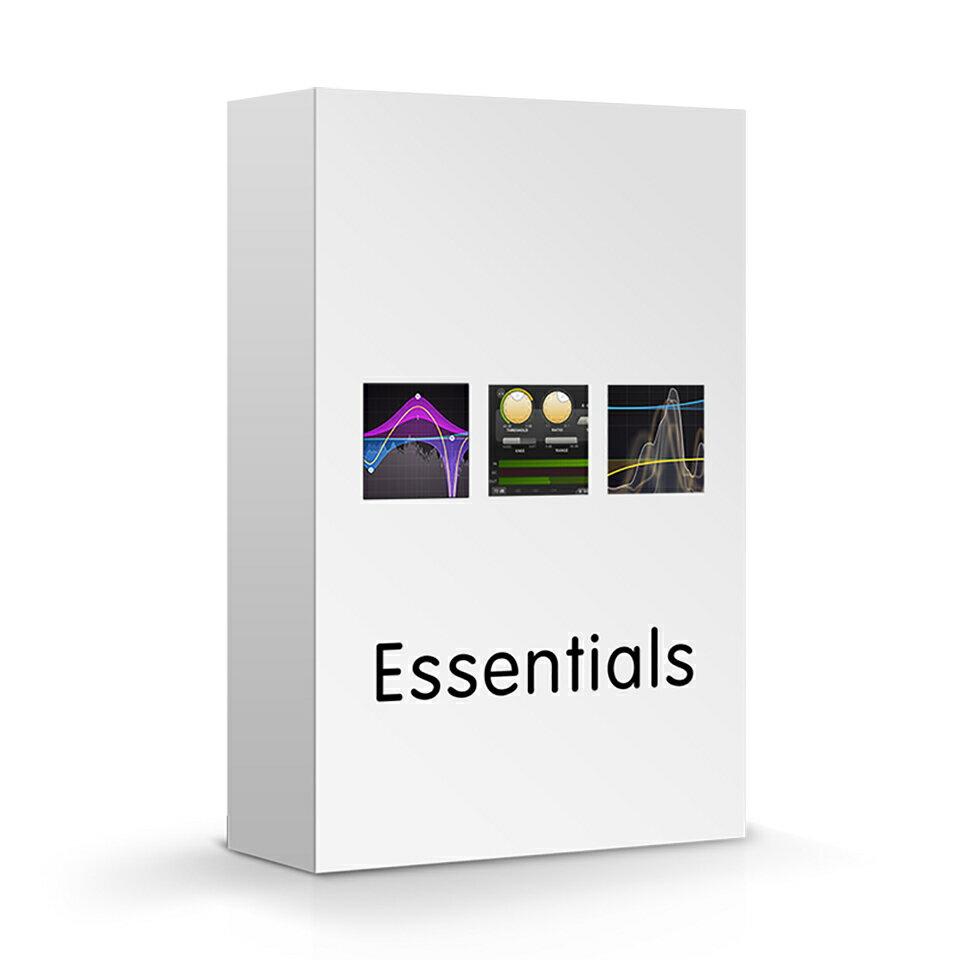 FabFilter/Essentials Bundle【数量限定特価キャンペーン】【オンライン納品】【在庫あり】