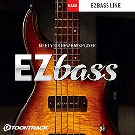 TOONTRACK/EZ BASS【オンライン納品】【在庫あり】