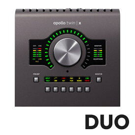 UNIVERSAL AUDIO/Apollo Twin X Duo Heritage Edition【在庫あり】