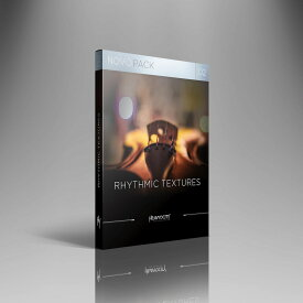 HEAVYOCITY/NOVO PACK 02 - RHYTHMIC TEXTURES【オンライン納品】【在庫あり】