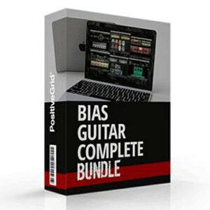Positive Grid/BIAS Guitar Complete【オンライン納品】