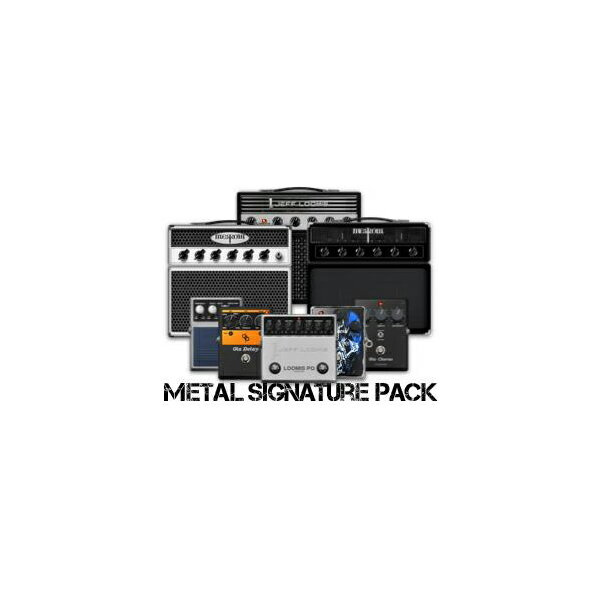 Positive Grid/BIAS FX Metal Signature Pack【オンライン納品】