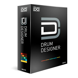UVI/Drum Designer【オンライン納品】