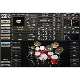 Steven Slate Drums/SSD 5【オンライン納品】