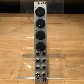 X-Fade Modular/CSA CV Source & Active Attenuator【在庫あり】【2011WM1】