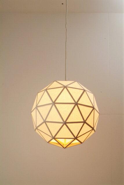 【訳あり】和風ペンダントライト 6畳用 木組みと和紙のやさしいペンダントライ TSUKIKA(S)一重貼り シェードのみ ランプなし 天井照明 和風照明 日本製 和モダン アウトレット 都行燈