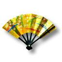 【送料無料】「豆扇子 1.5寸 桜」京扇子 京都 開き閉じ可能 夏祭りの浴衣髪飾り、和装コサージュにも 小さい ミニチュ…