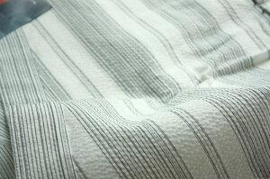 甚平(じんべい)■紳士甚平【伝統工芸阿波しじら織正藍染甚平】(白色・黒色)8000