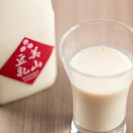 【美山豆乳(白)500ml にがり付】 国産大豆 京都 美山ゆば ゆう豆 豆腐用