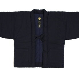 【送料込】宮田織物 はんてん 子供 半纏 山並みこども 100cm 110cm ベビー チャイルド 日本製 冬 中わた綿80%・ポリエステル20% ベージュ/紺/グレー