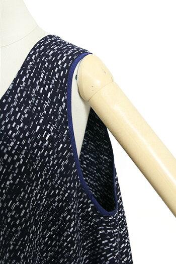 【彩藍】水鞠(みずまり)ベスト【日本製】