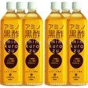 アミノ黒酢 900ml 6本【RCP】10P03Dec16