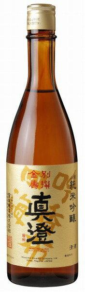 【宮坂醸造・真澄】純米吟醸「吉福金寿」(720ml/箱なし)包装・のし紙対応不可