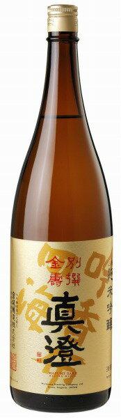 【宮坂醸造・真澄】純米吟醸「吉福金寿」(1.8L/箱なし)包装・のし紙対応不可