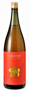 大信州酒造 梅酒 純米吟醸仕込み 1.8L