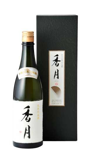 大信州酒造 香月 秘伝大吟醸(こうづき) 720ml