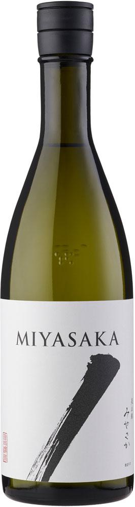 【宮坂醸造・みやさか】MIYASAKA美山錦・純米酒(720ml/箱なし)包装・のし紙対応不可