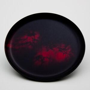 紀州塗り取り分け皿別甲(重箱用取り皿)