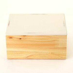 ≪送料無料≫紀州塗りNjeco汎7寸長角二段重箱【木製重箱2段重箱日本製重箱漆塗り重箱】