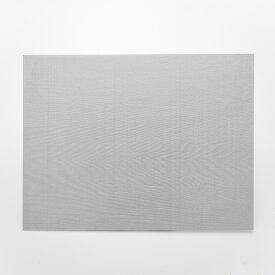 紀州塗り 木製 ランチョンマット シルバー