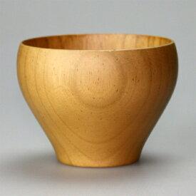 天然木製 つぼみフリーカップ ナチュラル