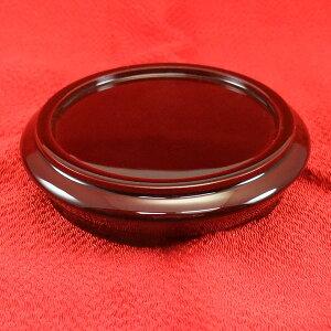 香盤 香炉台 香呂台 線香立て台 香盤溜塗 3.5号 3.5寸 店頭受取対応商品