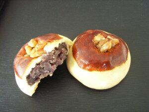 北海道産小豆使用 くるみ饅頭 6個入れ