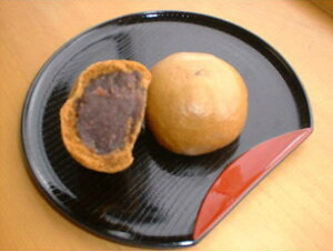 北海道産小豆使用 大島饅頭 4個入れ