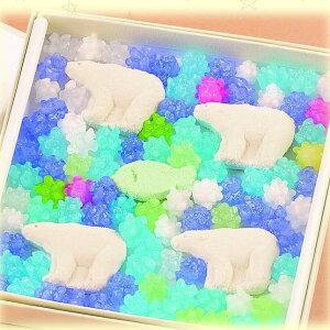 円山動物園北極クマ干菓子60g
